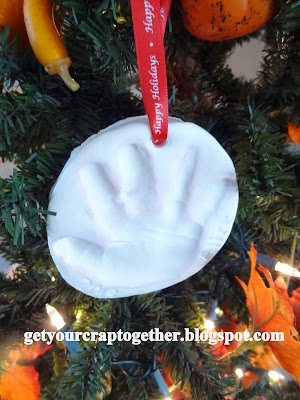 Simple Clay Ornament