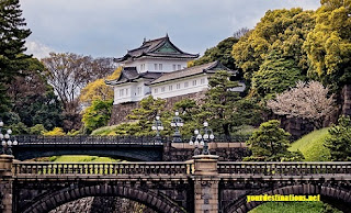 Imperial Palace of Tokyo