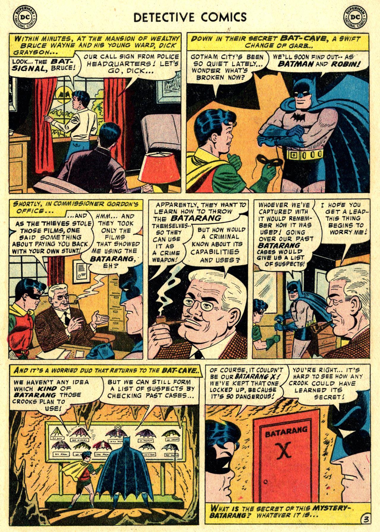Read online Detective Comics (1937) comic -  Issue #244 - 5