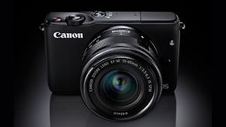 Gambar Canon EOS M10