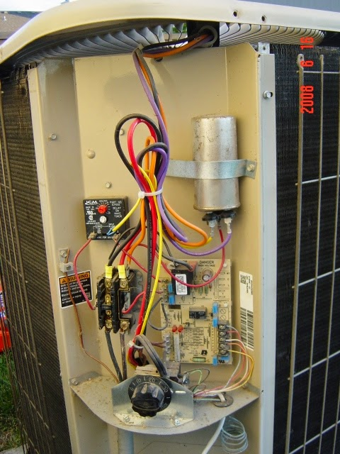 payne heat pump condenser wiring diagram  wire schematics