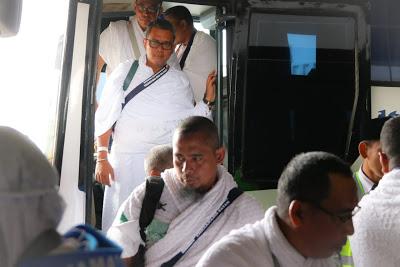 Dua Jamaah Haji Bintan Batal Berangkat ke Jeddah