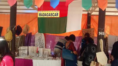 People at Surajkund international crafts fair