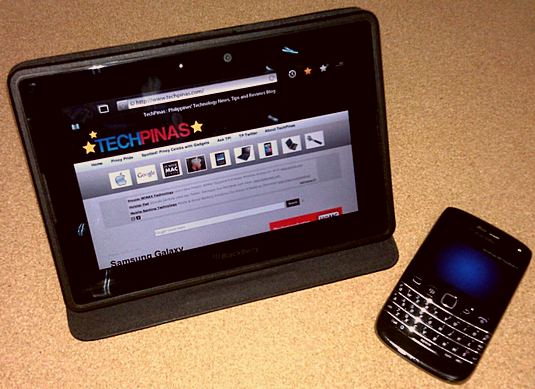 How to Use BlackBerry Bold, Torch or Curve Smartphone as Remote