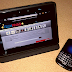 How to Use BlackBerry Bold, Torch or Curve Smartphone as Remote Control for BlackBerry PlayBook Tablet - Tutorial Video