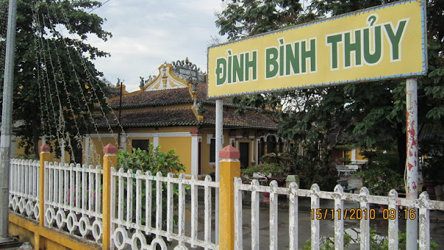 Binh Thuy ancienne maison, Can Tho