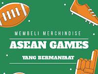 Beli Merchandise Asian Games yang Tak Sekedar Bagus, Melainkan Juga Bermanfaat untuk Anda