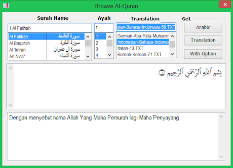 Quran in Word 2.2