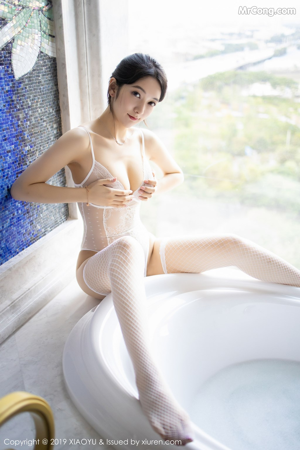 Image XiaoYu-Vol.223-Xiao-Reba-Angela-MrCong.com-008 in post XiaoYu Vol.223: Xiao Reba (Angela小热巴) (64 ảnh)
