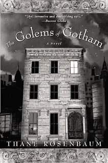 the golems of gotham cover
