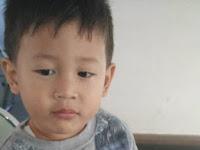 Mohon Bantuan Rekan rekan Media: Adzka Umur 3 Tahun Belum Pulang
