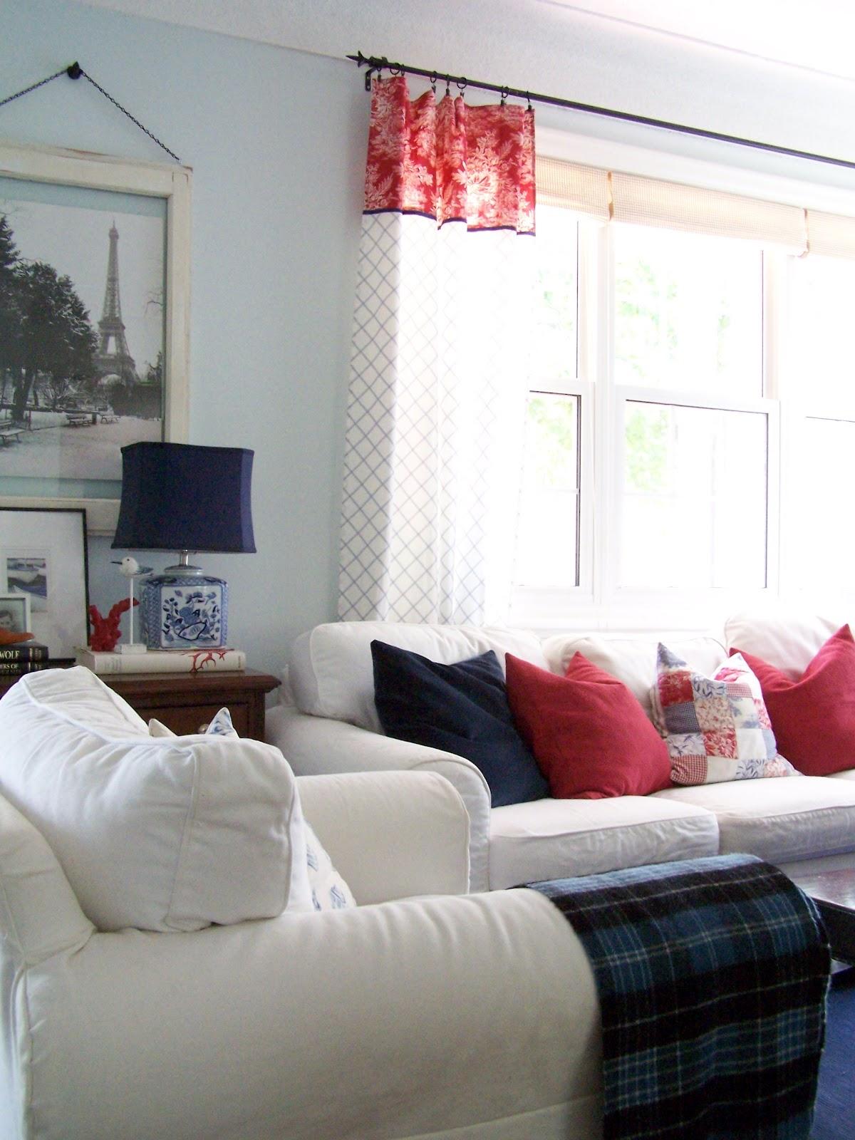 Delorme Designs: LIVING ROOM- VALSPAR MORNING JOG