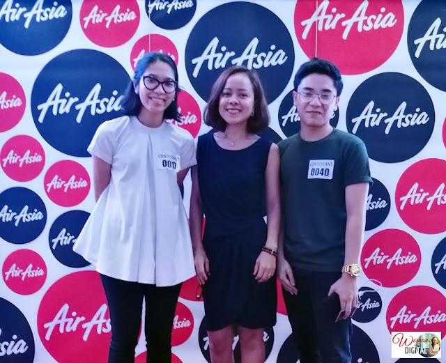 AirAsia Runway Designer Search in Manila