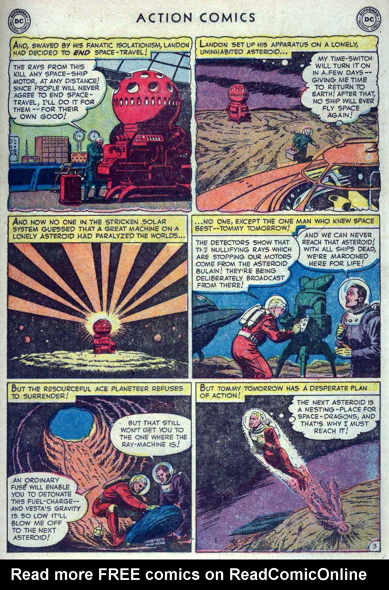 Read online Action Comics (1938) comic -  Issue #167 - 19
