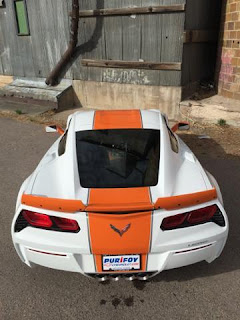 Purifoy Chevrolet Custom Corvette Near Denver Colorado