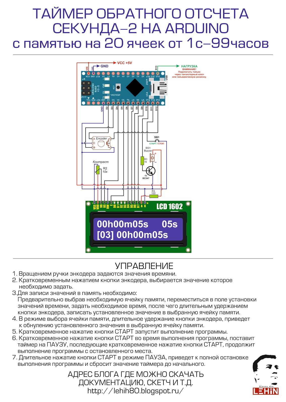 Arduino Timer and Interrupt Tutorial - Oscar Liang