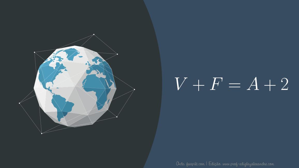 Conheça um dos teoremas mais utilizados na Geometria Espacial: o Teorema de Euler.