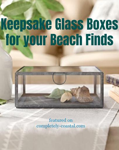 Keepsake Glass Boxes