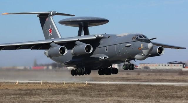 Resultado de imagen para [Beriev A-50