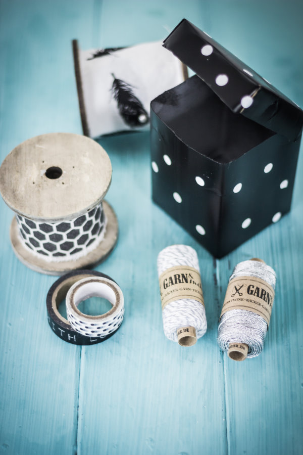 Schöne Geschenkschachteln mit Deckel selber basteln