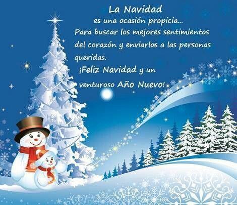 Postales y tarjetas de feliz navidad con imágenes bonitas - Imagenes ...