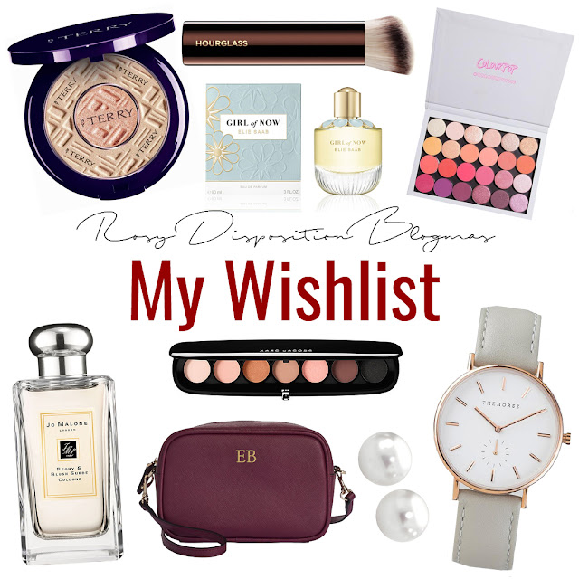 #Blogmas Day 5: My Wishlist christmas gift guide inspiration ideas