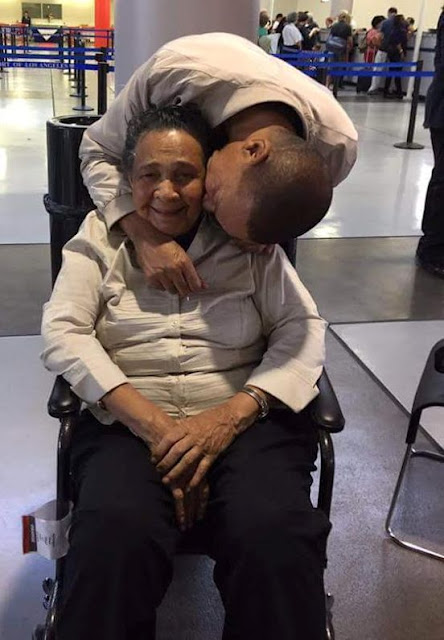 """I am what I am today because God used my mum to mould me"" - Sen. Murray-Bruce celebrates mum as she turns 90"