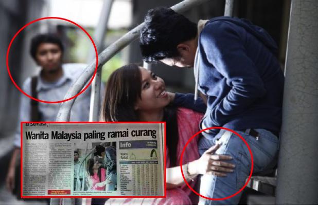 wanita malaysia paling rmaai curang perhhh