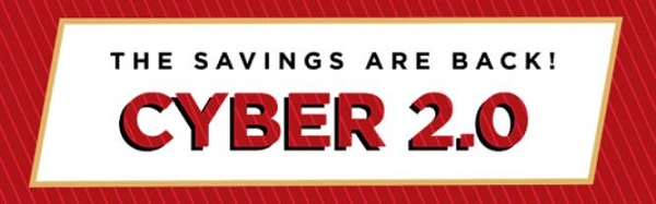 Cyber Monday 2.0, 12.12, Online Sales & Coupons