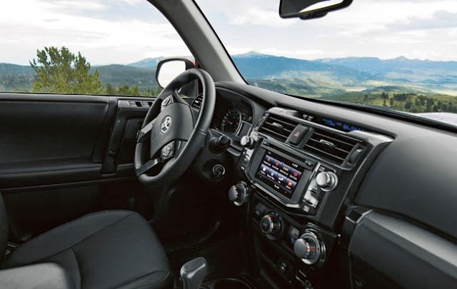 2018 Toyota 4Runner Trd Pro Canada