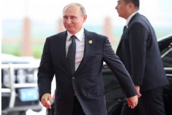 BRICS nations committed to anti-terror cooperation: Putin