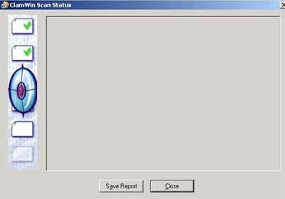 antivirus untuk flashdisk - clamwin