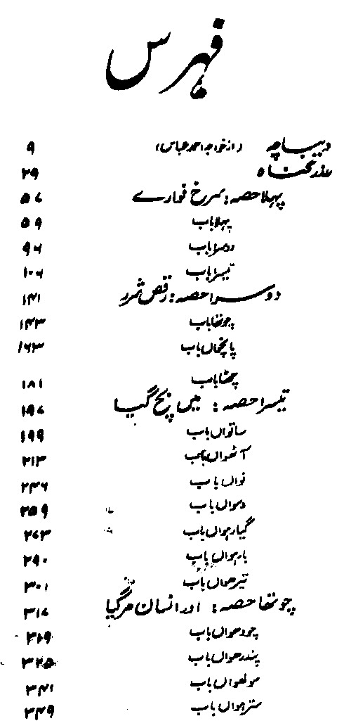 Ramanand Sagar Novels