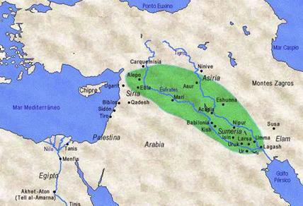 Civilizações da Mesopotâmia | História Cultura e Religião
