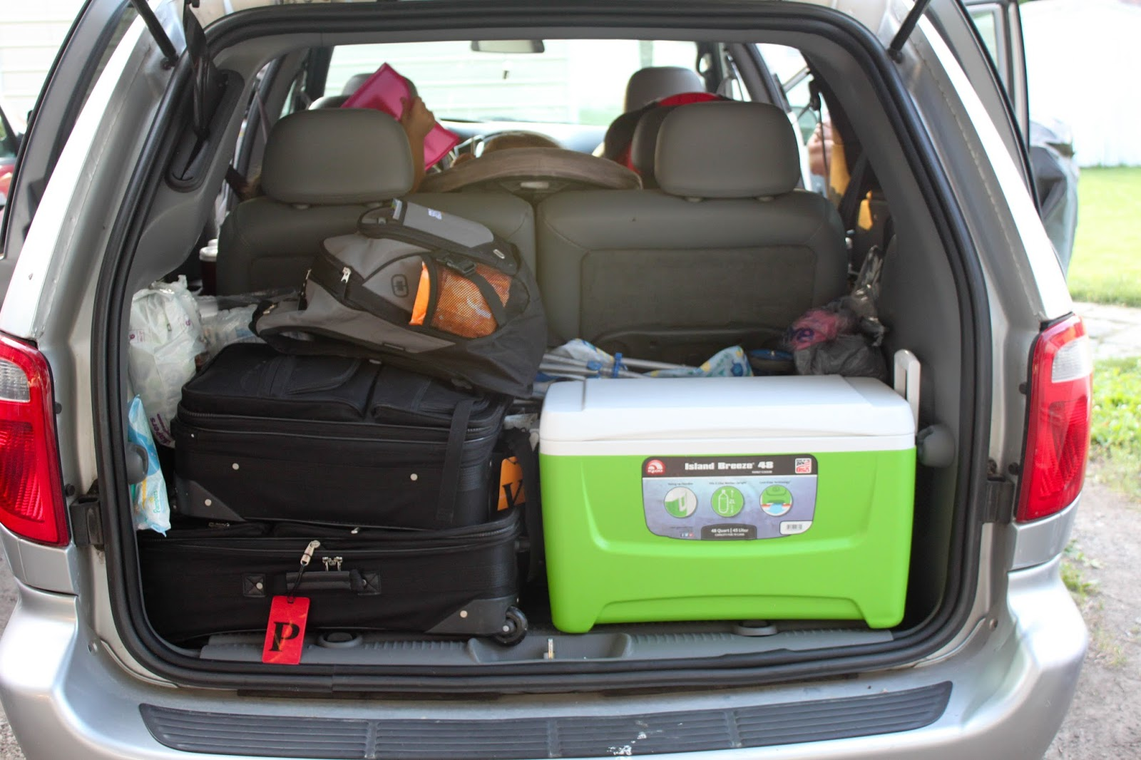 The Minivan Voorsts How To Take A Road Trip With Young
