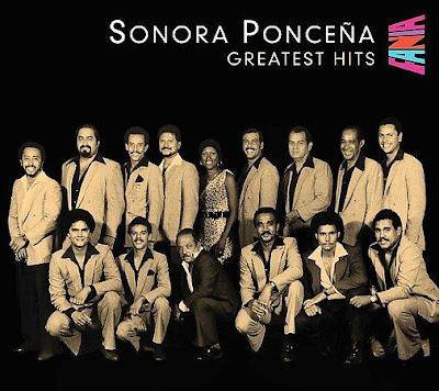 Foto de la Sonora Ponceña en sus inicios