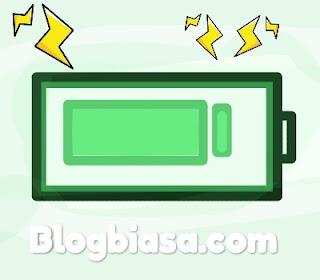 11 Cara agar baterai hp android awet, tahan lama dan tidak cepat habis