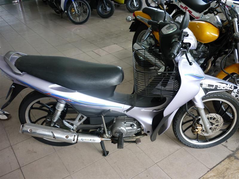 Kee Kee Motor: Yamaha SR-Lagenda