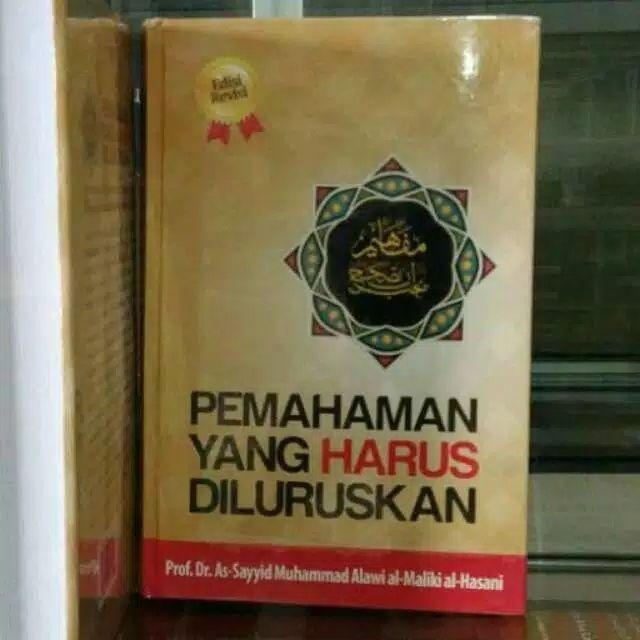 Sales Kitab Mafahim Yajibu an Tushohhah Asli di Tenggarong