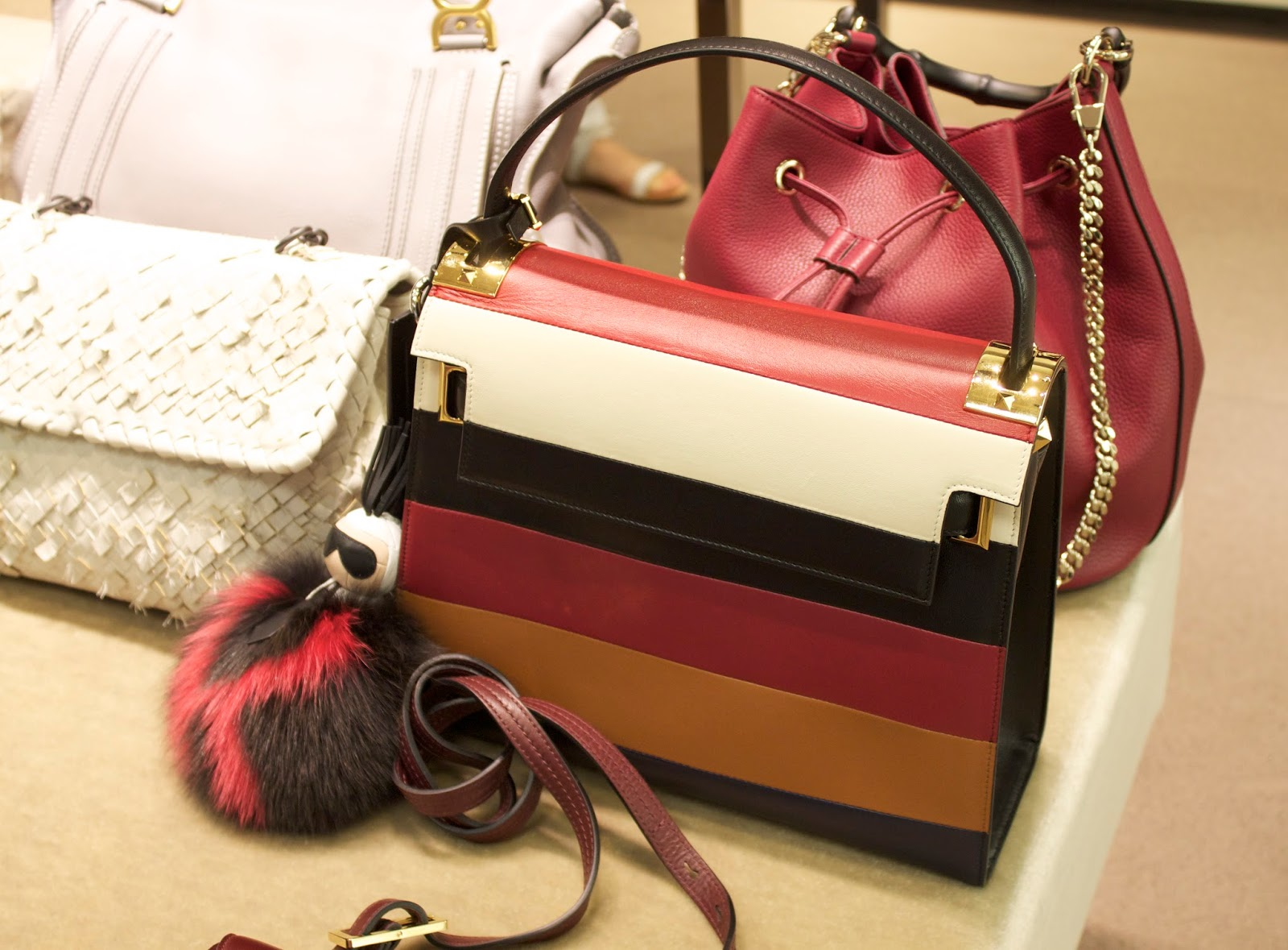 Karlito, Fendi bag, Fendi bag blogger, gorgeous bags in Neiman Marcus