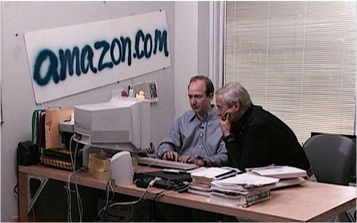 Kantor pertama Amazon