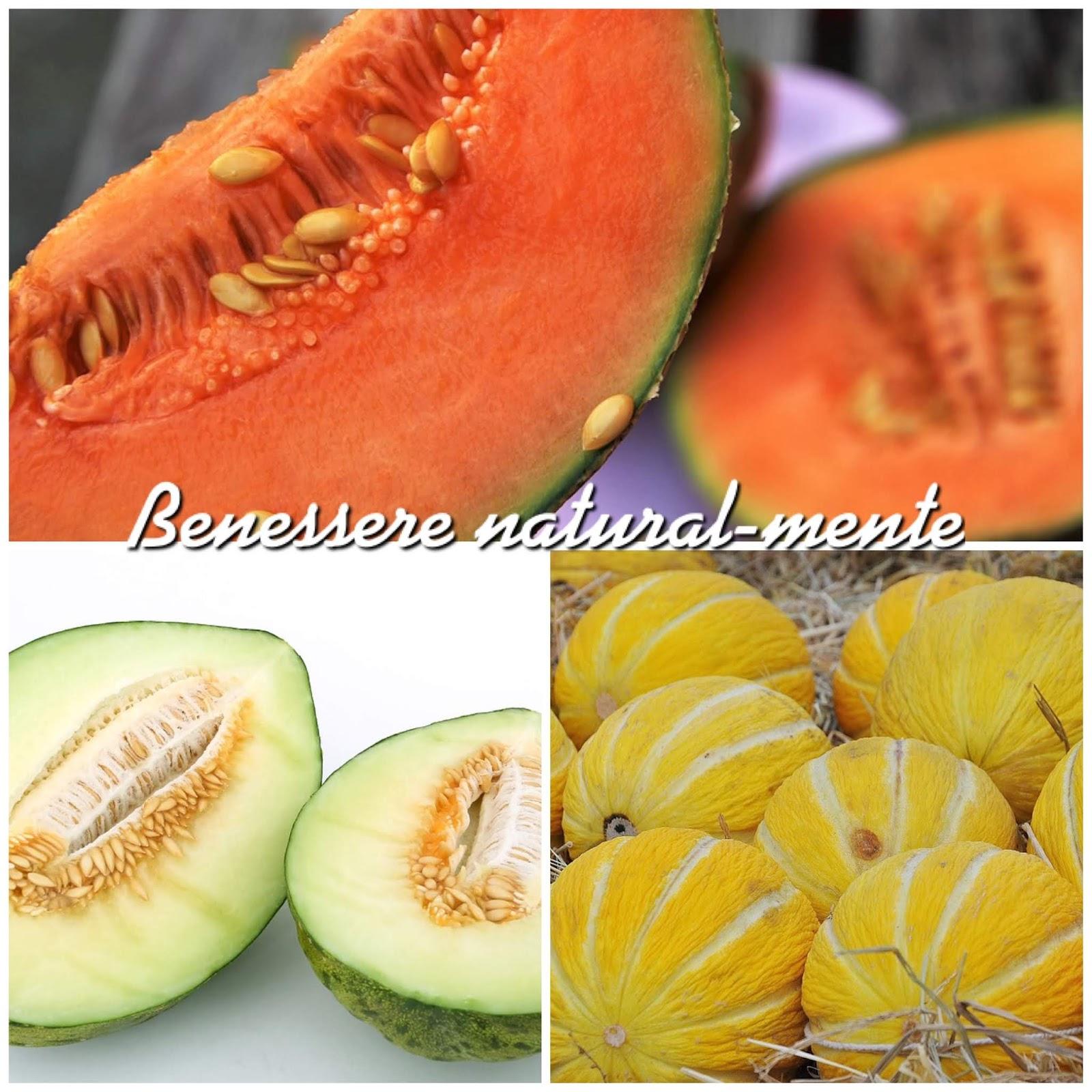 Benessere Natural Mente Melone Proprieta E Utilizzo