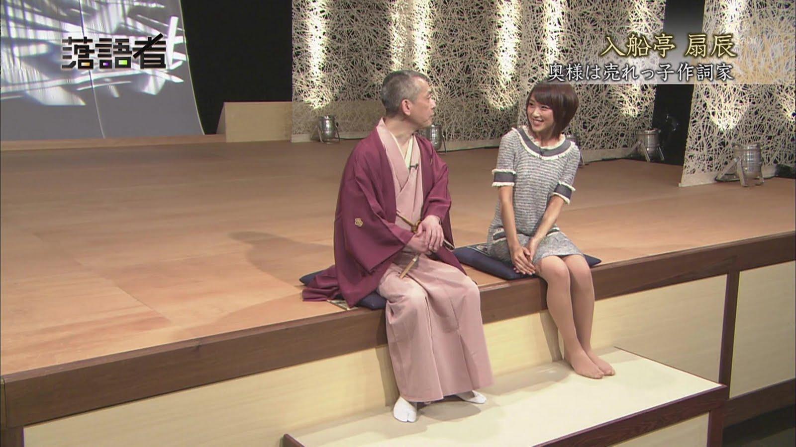 竹内由恵 落語者 : 【可愛すぎる...