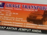 Jadwal Travel Grage Transport Jogja - Cirebon PP