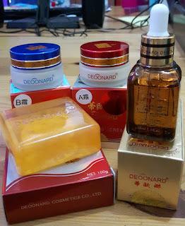 Paket Deoonard Red Jumbo Serum