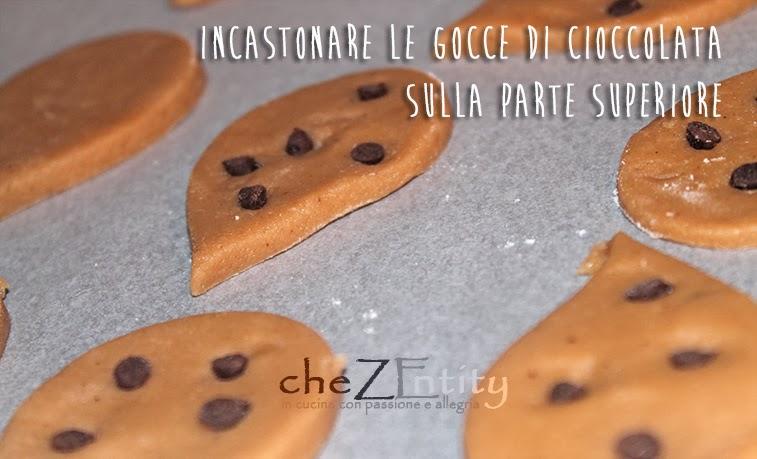 Calendario Gocciole Pavesi.Biscotti Con Gocce Di Cioccolata Chez Entity