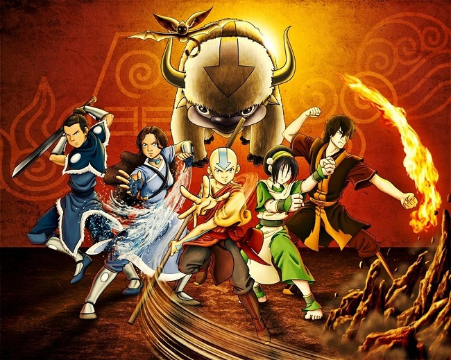 Avatar The Legend Of Aang Subtitle Indonesia