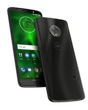 moto G6 Plus, G6 and G6 Play