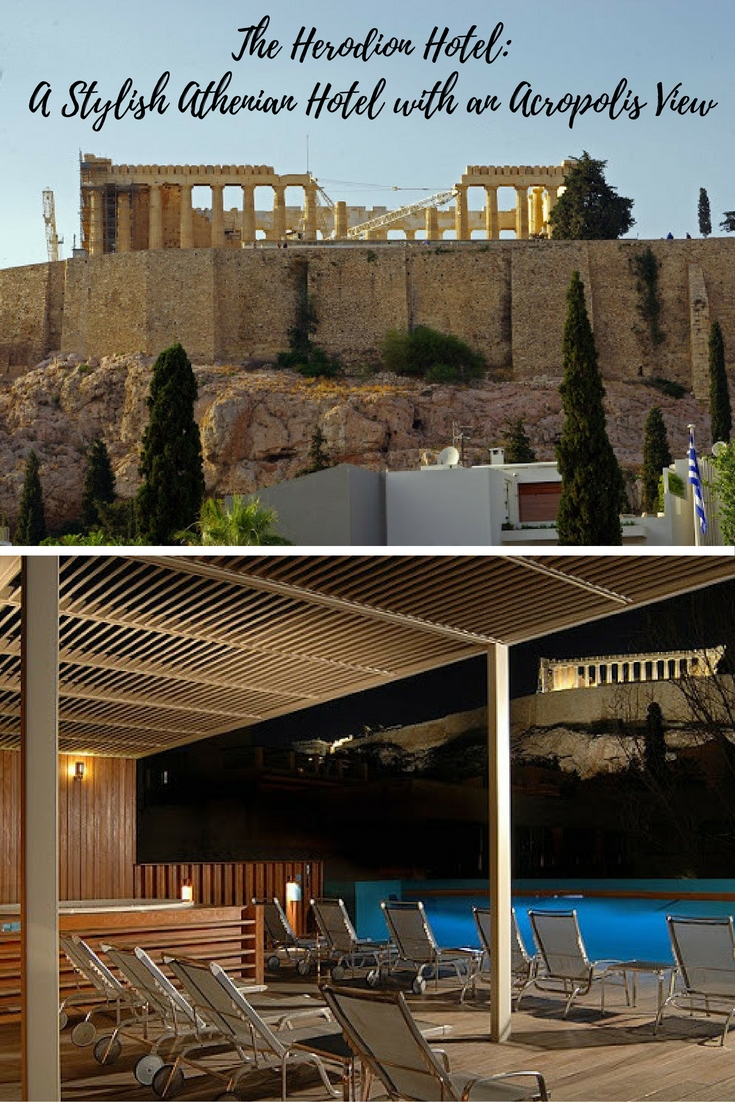The Herodion Hotel: A Stylish Athenian Hotel with an Acropolis View