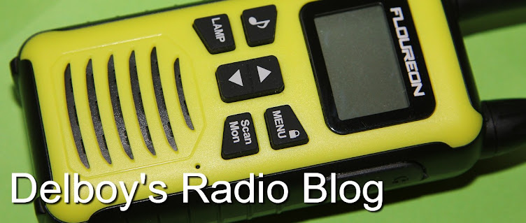 Delboy's Radio Blog